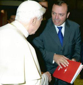 Udienza papale 18 gennaio 2012